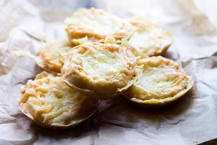 Quick and Easy Cheesy Snack Bites