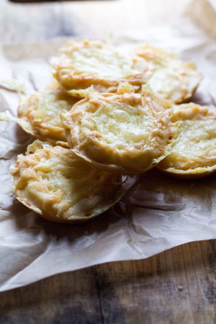 Quick and Easy Cheesy Snack Bites