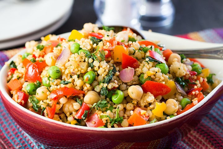 Couscous: National Dish of Tunisia
