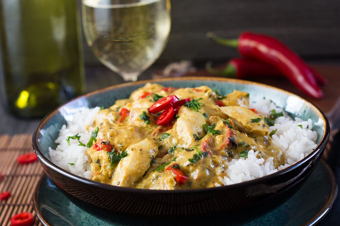 Quick And Easy Thai Penang Curry Erren S Kitchen