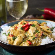 Quick and Easy Thai Penang Curry