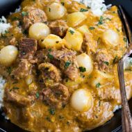 Beef Mussaman Thai Curry