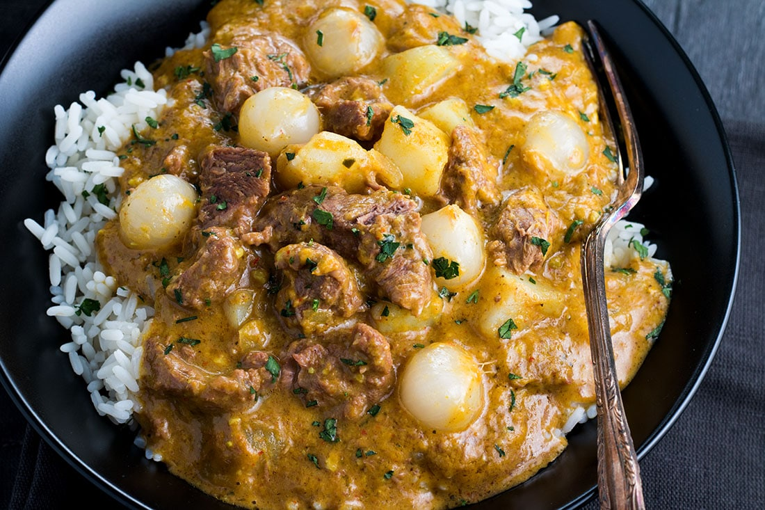 Beef Massaman Thai Curry Erren S Kitchen