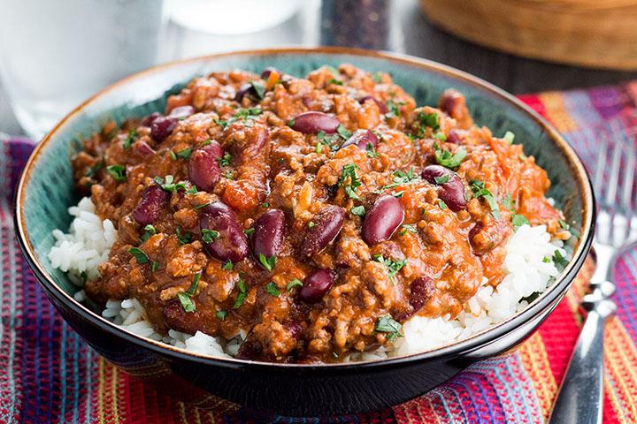 Classic Chili Con Carne