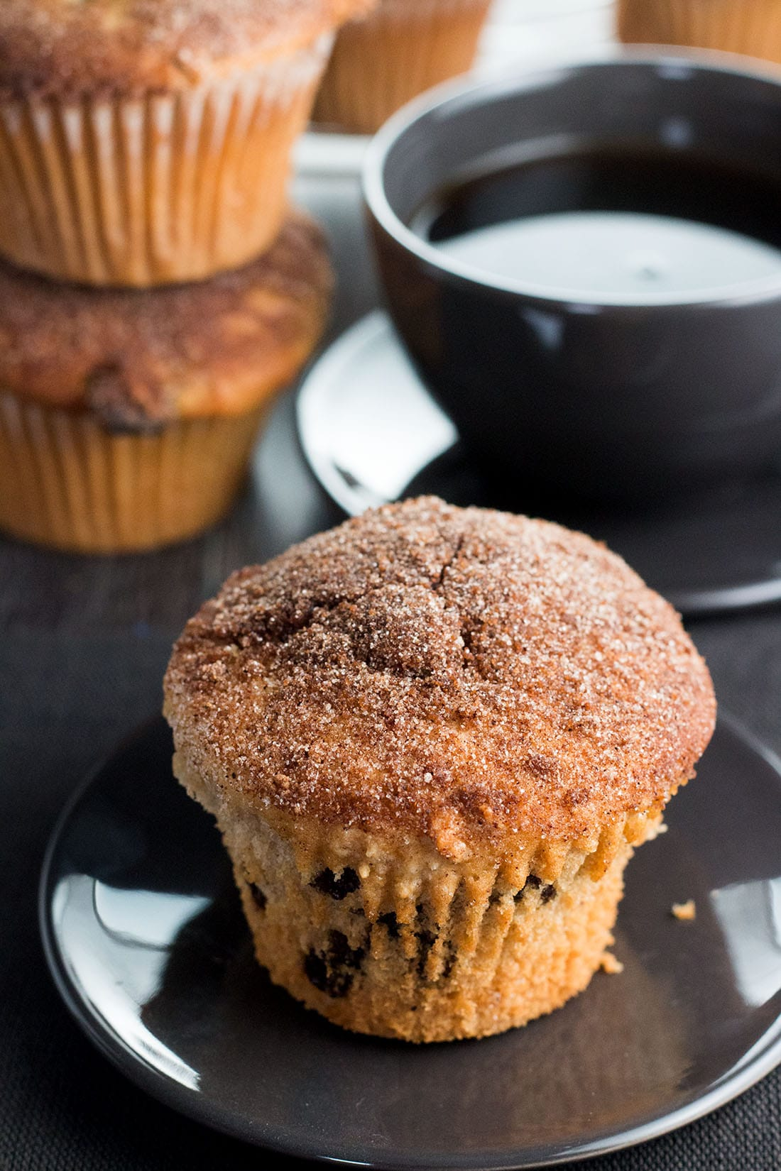 Cinamon Raisin Muffins