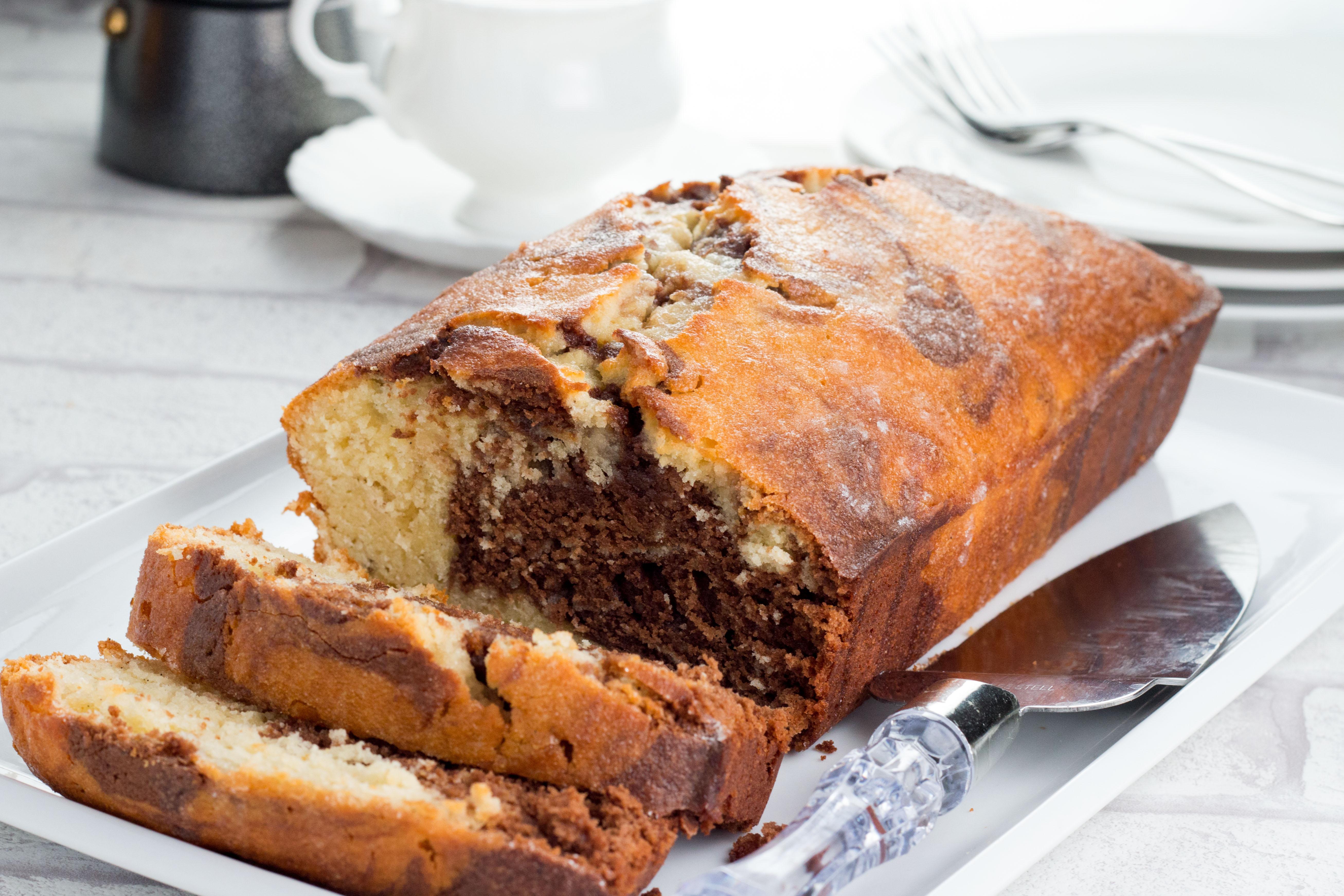 Recipe Basic Pound Cake