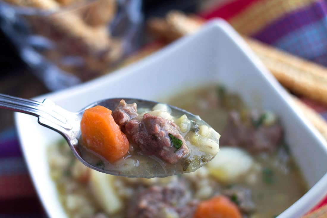 Clissic Irish Stew