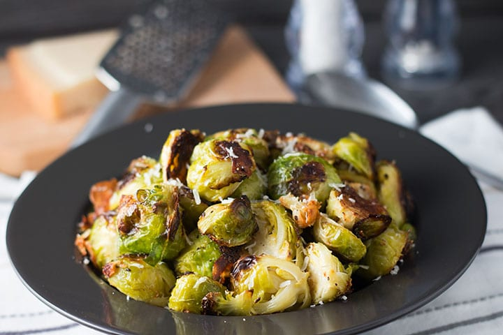 The Best Brussels Sprouts of Your Life!