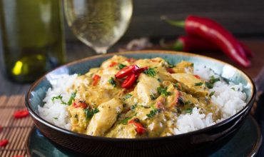 Quick and Easy Thai Panang Curry
