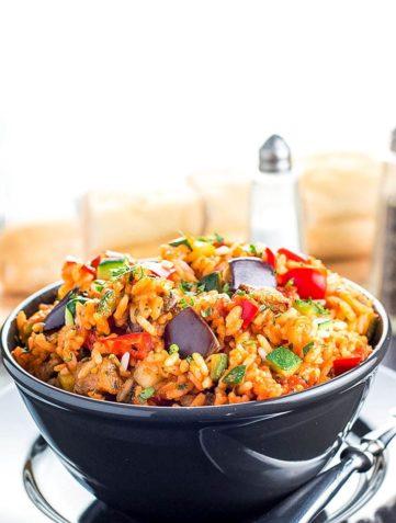 Italian Style Rice