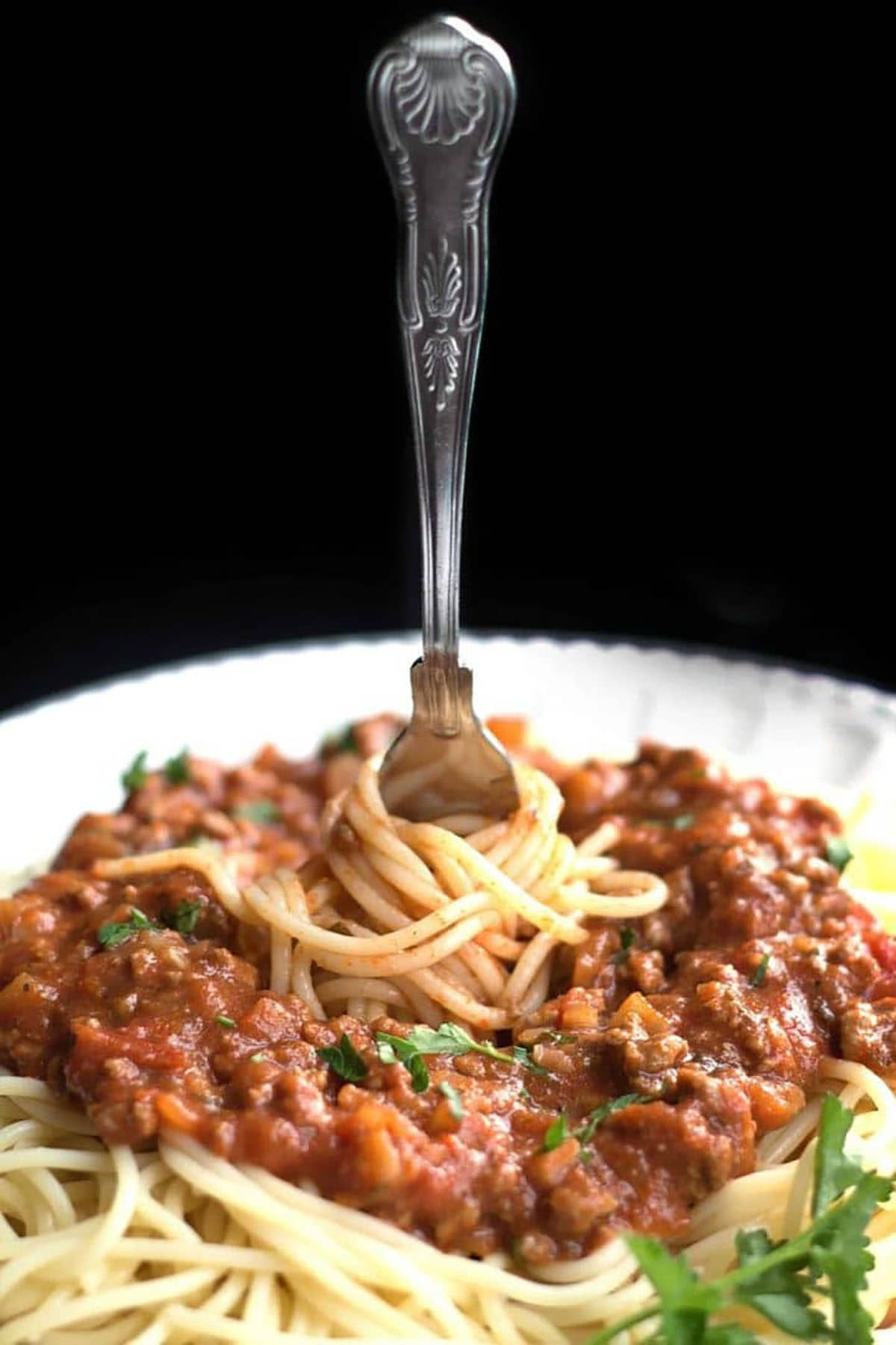 Quick Easy Spaghetti Bolognese Erren S Kitchen