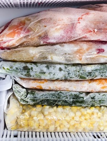 A guide to freezing leftovers & make ahead meals