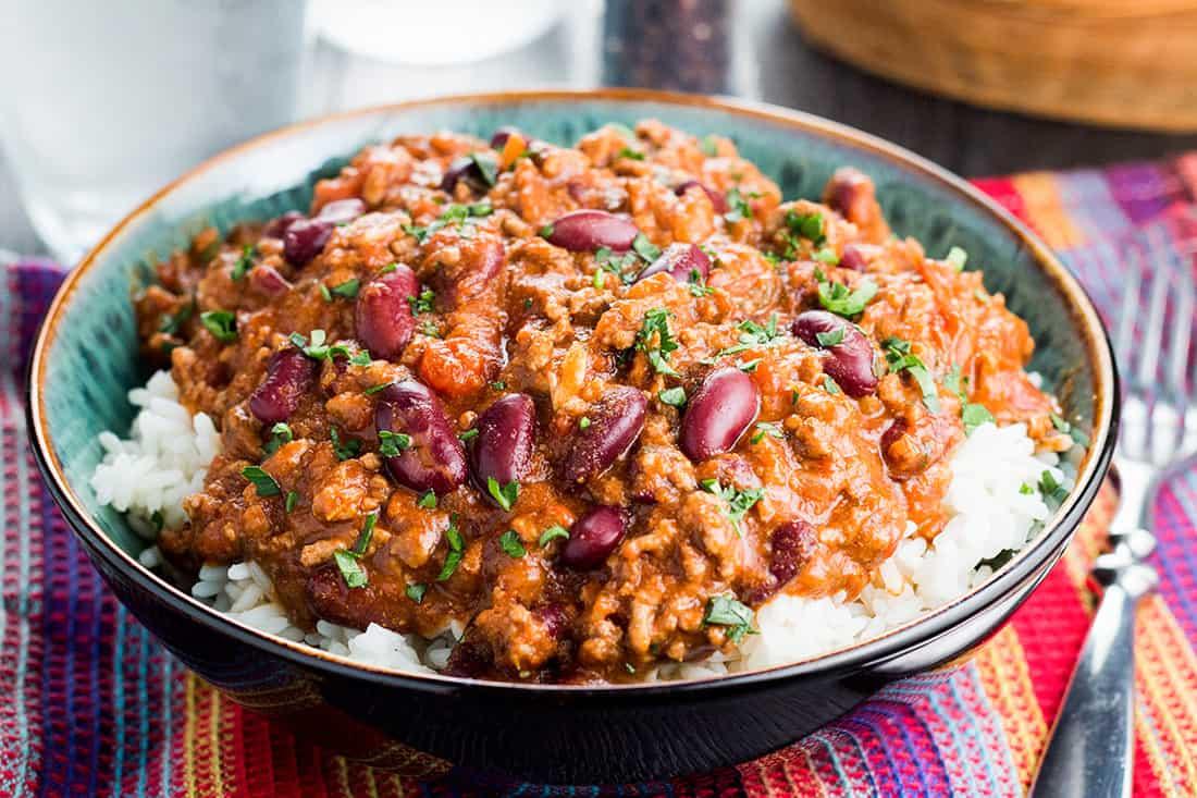 Classic Chili Con Carne Erren S Kitchen