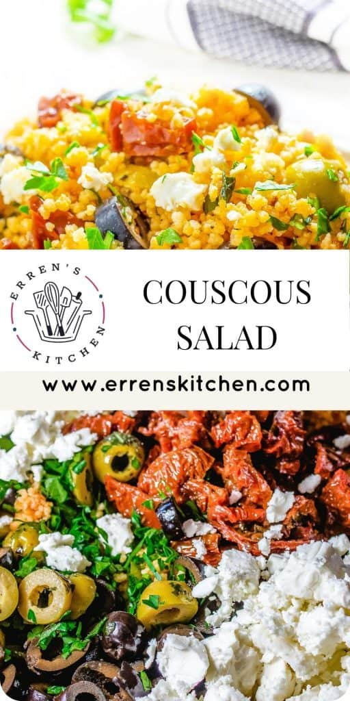 couscous salad ready to eat