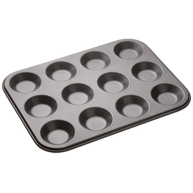 a Mini Pie Pan with a white background