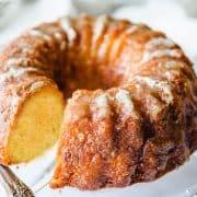 Ultimate Orange Cake