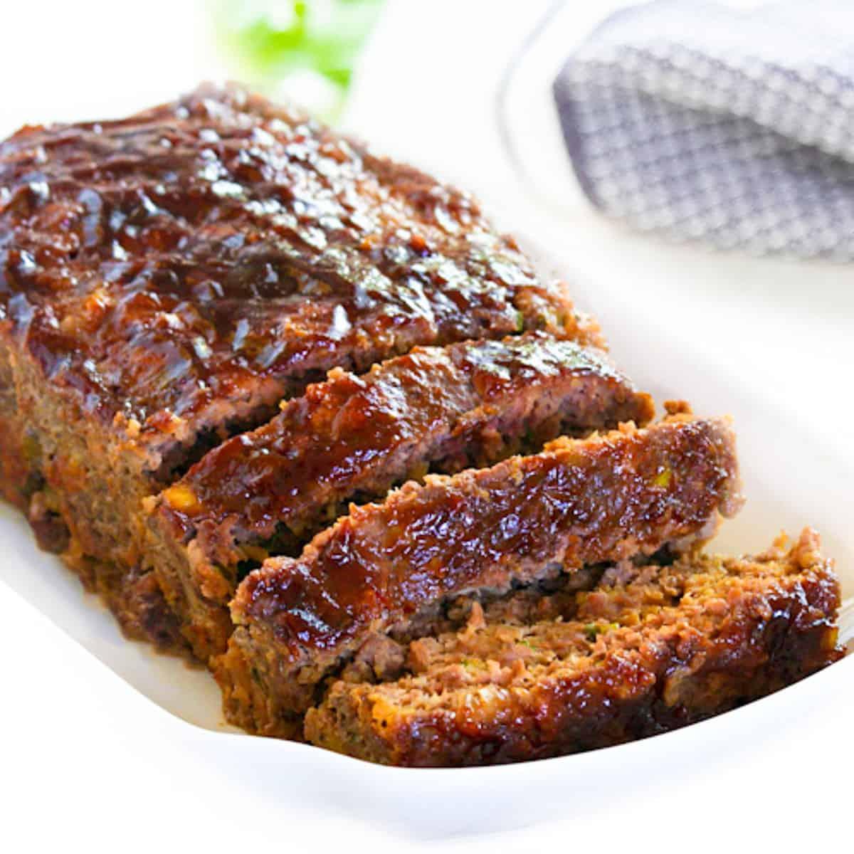 Traditional Meatloaf Recipe Erren S Kitchen