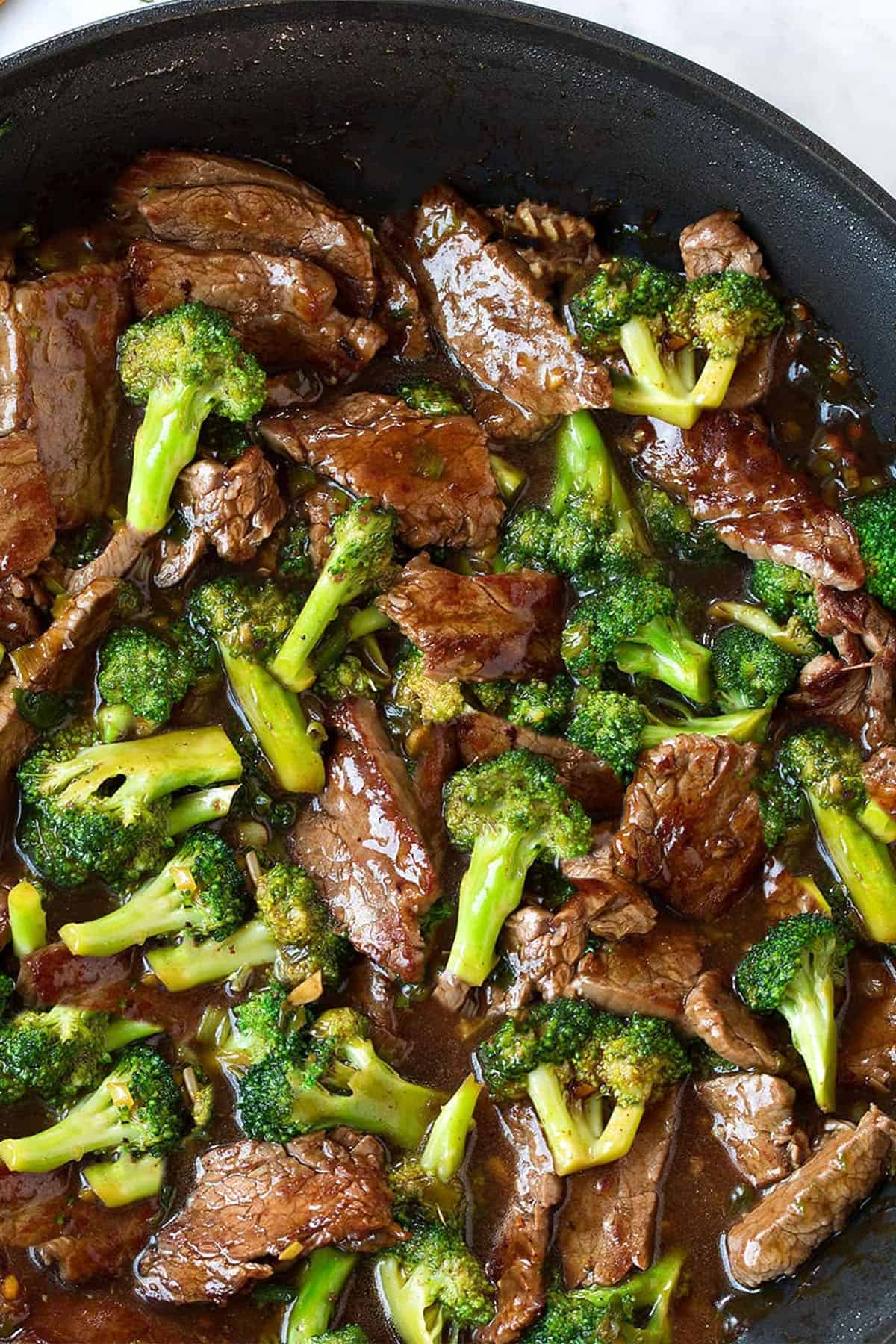 Chinese Beef And Broccoli Stir Fry Erren S Kitchen