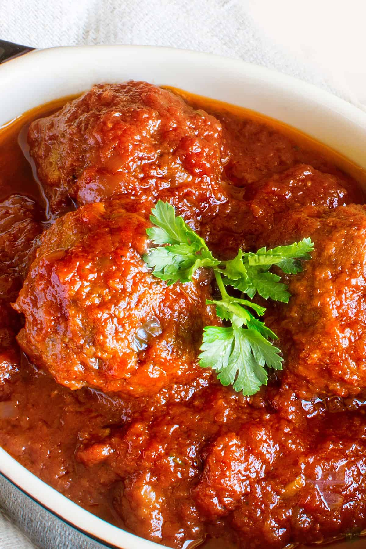 Italian Meatballs Erren S Kitchen
